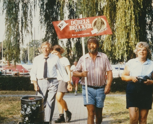 Stiftungsfest 05.08.1995 (Schulzens aus Hamburg)