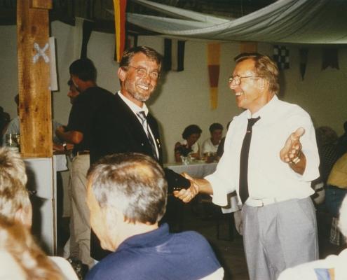 Stiftungsfest 05.08.1995 (Richter, Wismann Hilde R.)