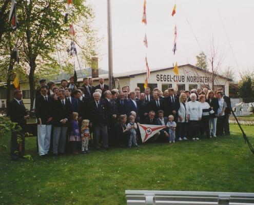 Stiftungsfest 05.08.1995 (Vereinsfoto)