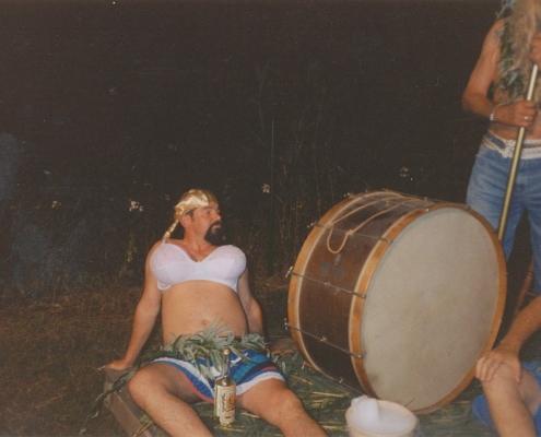 03.08.1996. Neptunstaufe (Peter Germelmann)