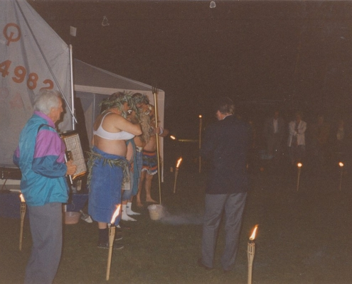 03.08.1996. Neptunstaufe