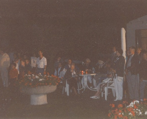 Neptunstaufe zum Sommerfest