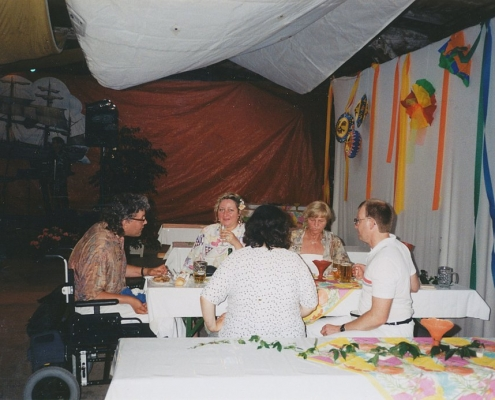 Fasching, Frank & Ellen Holtmann, Lucie