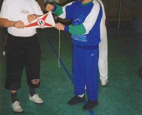 Volleyballmatch gegen SK Nixe